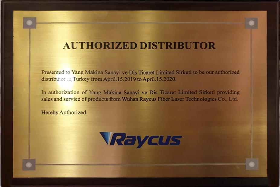 raycus-authorized